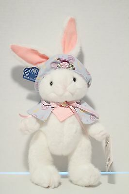 Applause Bunnies on Parade Monique Bunny Rabbit Plush Toy Doll
