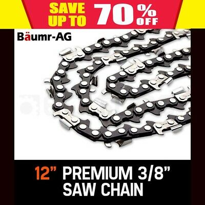 "12"" BAUMR-AG CHAINSAW CHAIN 12in Bar Spare Part Replacement Suits Pole Saws"