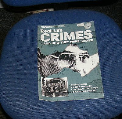 Real Life Crimes Number 6 - Dennis Nilsen/the Wisconsin Psycho