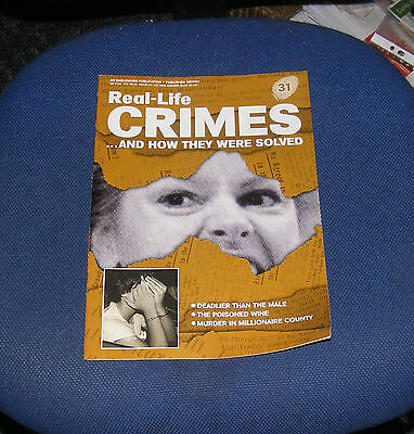 Real Life Crimes Number 31 - Aileen Wuornos/terrence Losicco