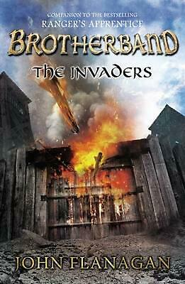 The Invaders by John Flanagan Paperback Book (English)