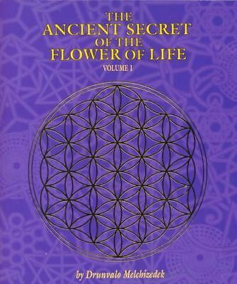 The Ancient Secret of the Flower of Life: v. 1-Drunvalo Melchizedek