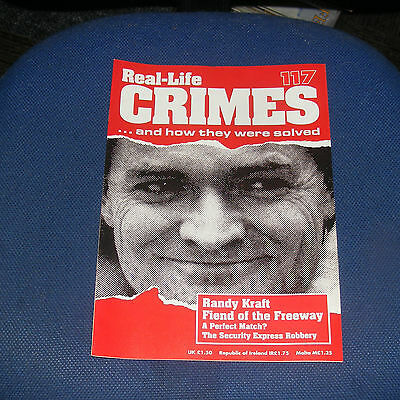 Real Life Crimes Number 117 - Randy Kraft Fiend Of The Freeway/a Perfect Match?