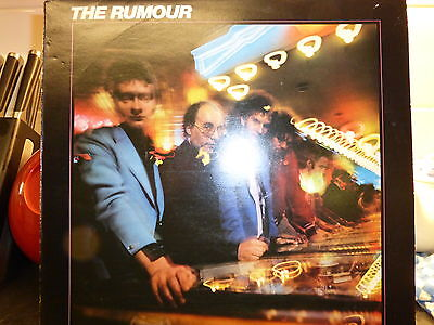 Max / The Rumour / Vertigo 1977 Vinyl Lp 6360 149