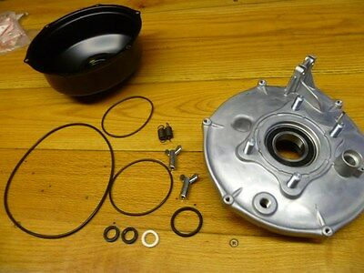 HONDA TRX 300 TRX300 FOURTRAX 4X4 4X2 REAR BRAKE MOUNTING PLATE,  TIN COVER, kit