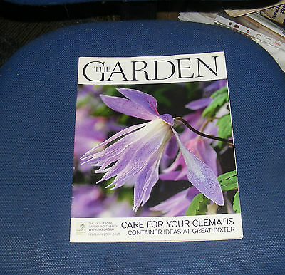 The Garden February 2009 - Care For Your Clematis