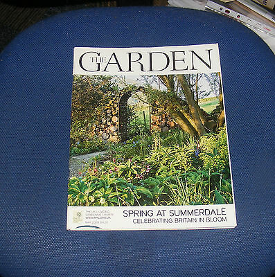 The Garden May 2009 - Spring At Summerdale/celebrating Britain In Bloom