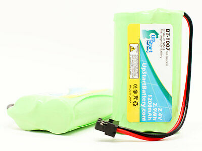 2x Replacement Battery for Uniden DECT1580, DECT1560-2, DECT1588-5, New