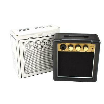 PG-3 Mini 3W Electric Guitar Amp Amplifier Speaker with Volume