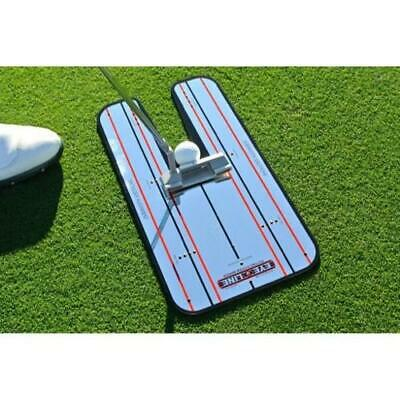 "Eyeline Golf Classic Putting Mirror Training Aid (Large 17.5"" x 9.25"")"