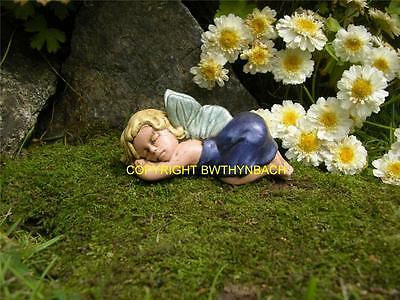 New Rubber Latex Mould Moulds Mold Sleeping Fairy Fairie C