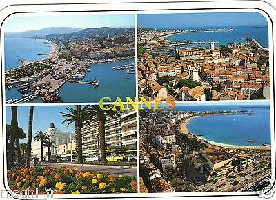 06 - cpsm - CANNES (G5731)