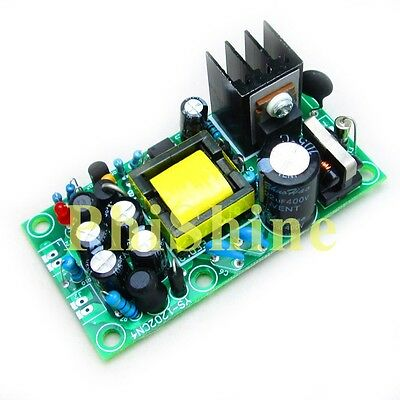 12V1A/5V1A Fully Isolated Switch Power Module AC-DC Module