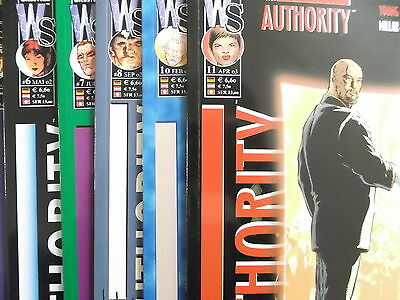 AUSWAHL = THE AUTHORITY #  1 - 22  ( mg publishing,deutsch ) Neuwertig