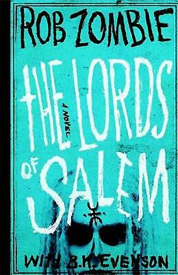 The Lords of Salem by Rob Zombie Paperback Book (English)