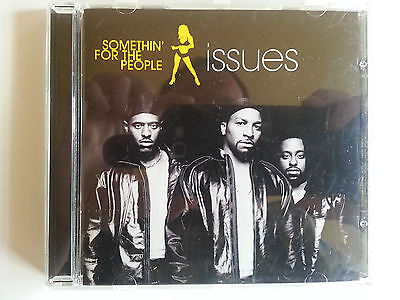 Somethin' For The People - Issues - CD RARE PROMO Promotional Copy BARGAIN UK
