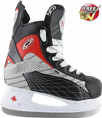Spd 216 Ice Hockey Skates With Free Sharpening