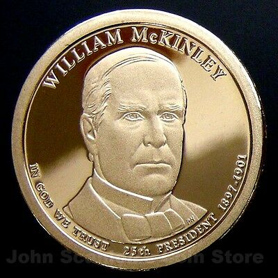 "2013 S Presidential Dollar William H Taft lrr GDC Proof /""50 Cents Shipping/"""