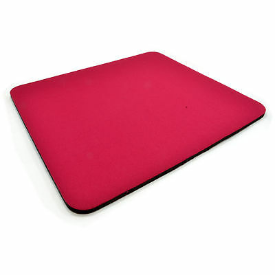 RED Mouse Mat 6mm Foam Backed [006959]