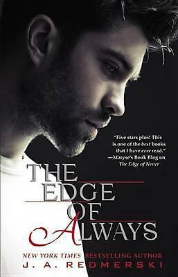The Edge of Always by J.A. Redmerski Paperback Book (English)