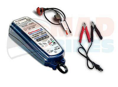 New Optimate 3 12V Motorcycle Battery Charger & Tester Optimiser Latest model