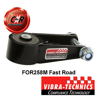 Ford Focus ST225 05 on Vibra Technics Engine Torque Link Fast Road+Comp FOR258M