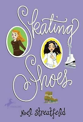 Skating Shoes by Noel Streatfeild (English) Paperback Book Free Shipping!