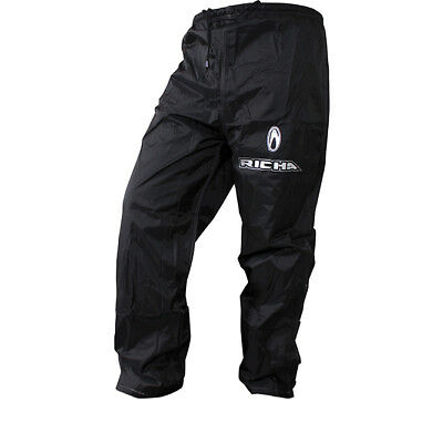 Richa Rain Warrior Motorcycle Over Trousers Waterproof WP Motorbike Bike Pants