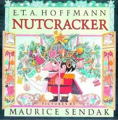 The Nutcracker by E.T.A. Hoffmann (English) Hardcover Book Free Shipping!