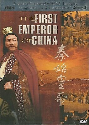 The First Emperor Of China Dvd