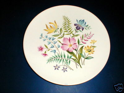 Edwin Knowles China #X4020  SCANDIA Dinner Plate