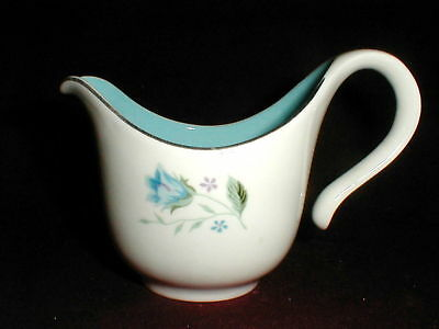 Taylor Smith Taylor Ever Yours Blue Flower Creamer