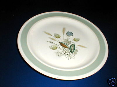 Enoch Wood & Son China England CLOVELLY Dinner Plate/s (loc-2A)