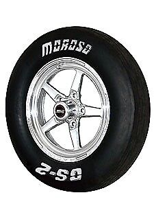 Moroso 17028 28.0 x 4.5 15 DS-2 Front Drag Tire