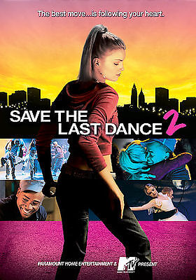 Save The Last Dance 2 (Dvd, 2006) New