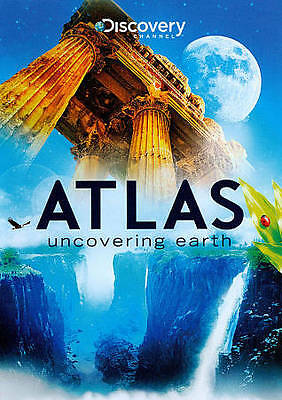 Atlas: Uncovering Earth (DVD, 2011) Discovery  different ecological regions