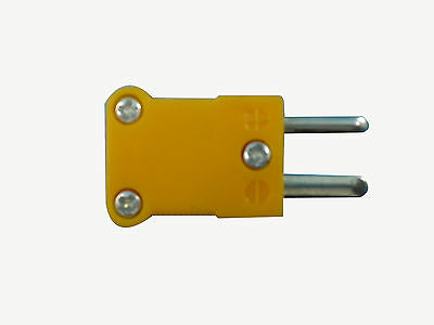 K Type Thermocouple Male Connector ~Bargain!!