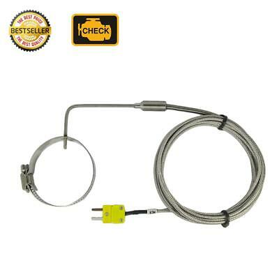 EGT Thermocouple K Type Temperature Sensors for Exhaust Gas Temp Clamp