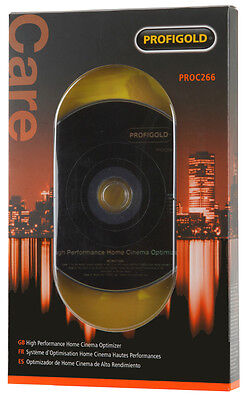 Profigold High Performance DVD Lens Cleaner - Safely removes Dust from Lens