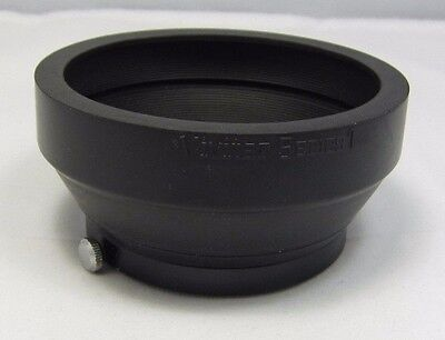 VIVITAR Series 1 62mm Rubber Lens Hood Slip on possibly for 70-210mm f3.5