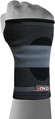 RDX Wrist Support Brace Palm Handschlaufe Compression Wrap Handschuhe Bandage AT