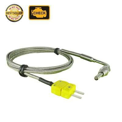 EGT Thermocouple K type for Exhaust Gas Temp Probe with Exposed Tip & Connector