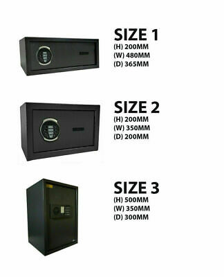 Hotel Office Home Safe High Security With Electronic Lock Digital Safe New