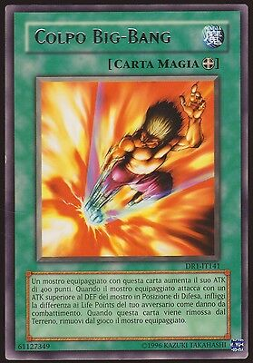 "Colpo Big-Bang - Dr1-It141 Yu-Gi-Oh ""rara"""