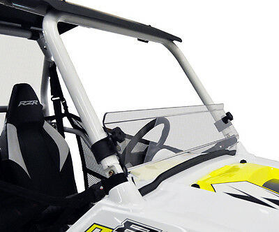 New Polaris Rzr Short Windshield 570 800 900 Xp Rzr 4 Window Lexan Half