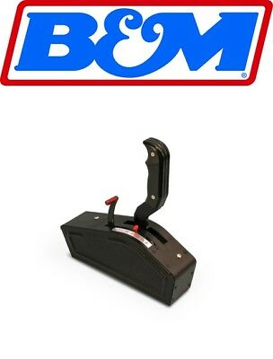 B&M 81120 Stealth Pro Ratchet Race Shifter 2,3 and 4 Speed Automatic Trans Black