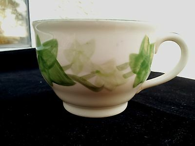 """Franciscan Ivy Cup and Saucer """"Backstamp - Made in USA""""  #1"""