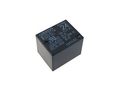 Omron 24VDC 10A SPDT Relay