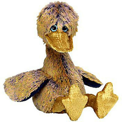 TY Beanie Baby - DINKY the Duck (5.5 inch) - MWMT's