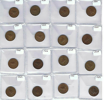 GB King George VI Farthing 1937 - 1952 Choose your coin singles / lots of 5 / 10